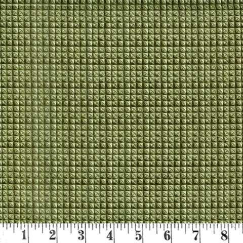 AE332 Lenten Rose - Olive Geometric preview