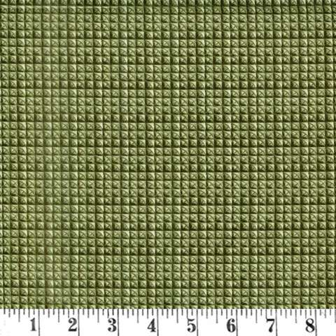AE332 Lenten Rose - Olive Geometric
