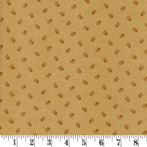 AE340 Madeline - Olive Flower preview