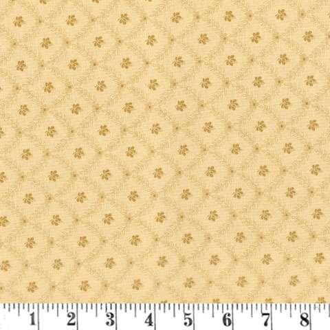 AE379 Graces Garden - Garden Maze - Flax