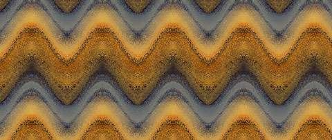 AE426 The Golden Hour - Stripe - Digital Print