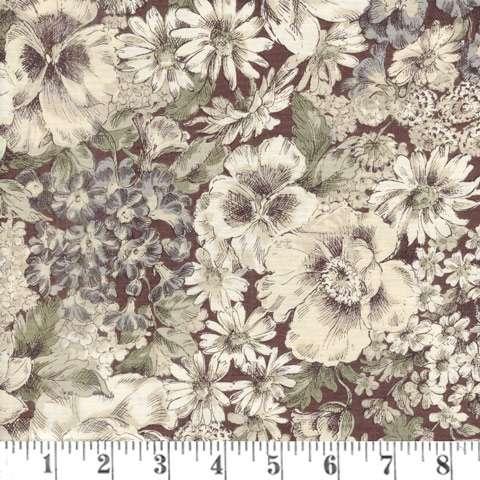 AE467 Gentle Flowers - 5110-11D