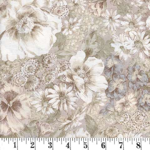 AE468 Gentle Flowers - 5110-11A