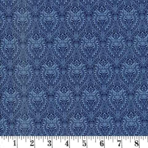 AE481 Stone Cottage - Blue