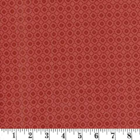 AE499 Pauline Medallion - Red preview