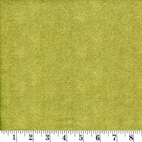 AE509 Woolies Flannel - Green