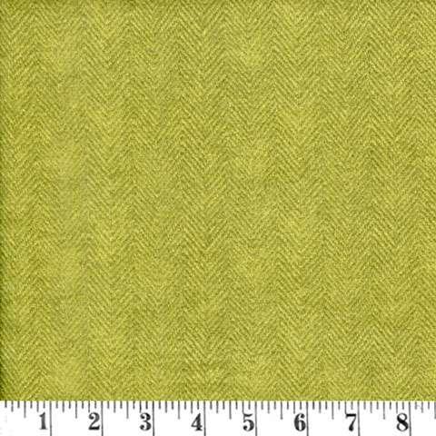 AE509 Woolies Flannel - Green