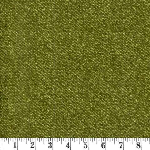 AE510 Woolies Flannel - Dark Speckle Green