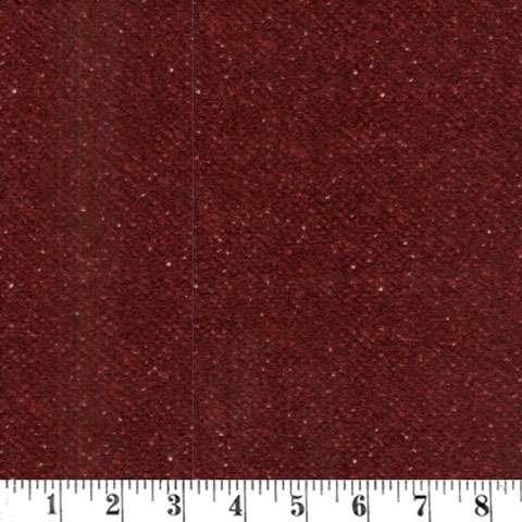 AE566 Woolies Flannel - Burgundy