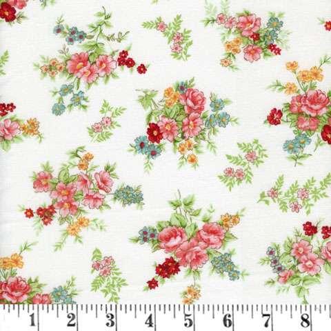 AE573 Katie Jane - Multi Floral - 105