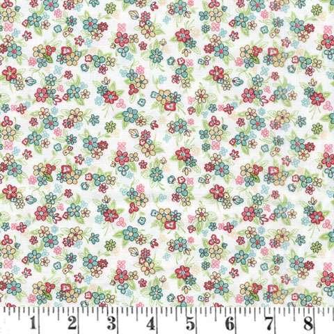 AE574  Katie Jane - Small Flower -108
