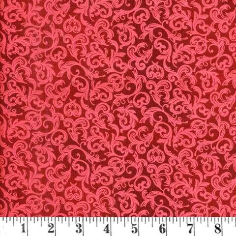 AE594 Pearl Essence Scroll - Pink