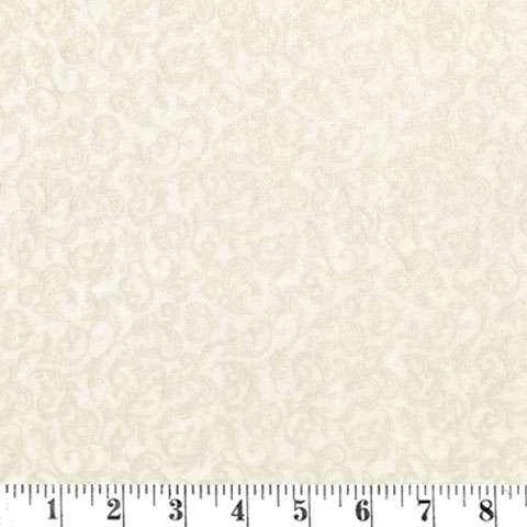 AE596 Pearl Essence Scroll - Cream preview