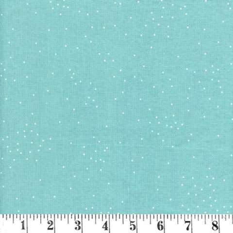 AE604 Cotton & Steel Basics - Aqua