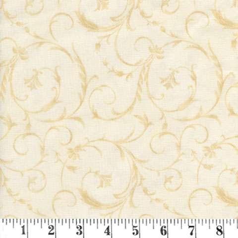 AE614 Extra Wide Backers - Beautiful Tone on Tone Cream