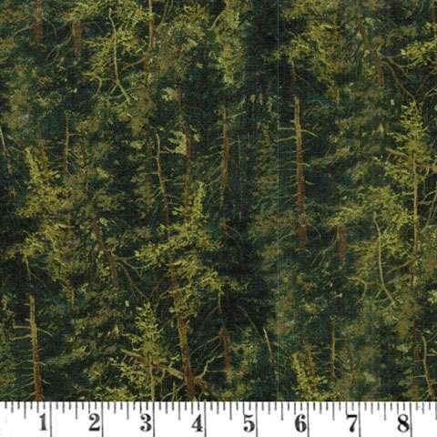 AE622  High Ridge Crossing - Tree Line
