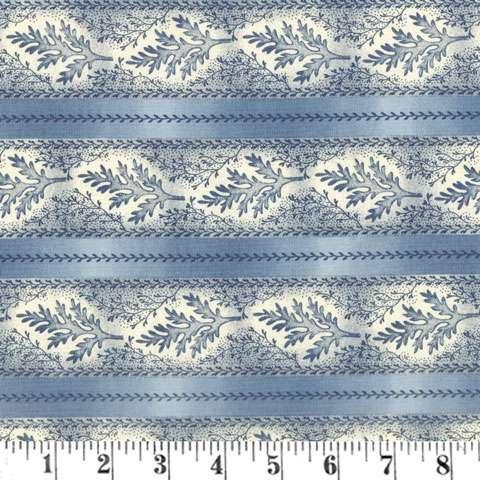 AE632 Bathwick - Blue Stripe