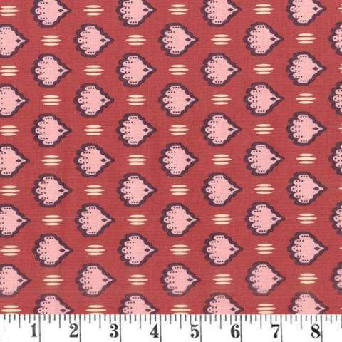AE636 Bathwick - Pink Wallpaper
