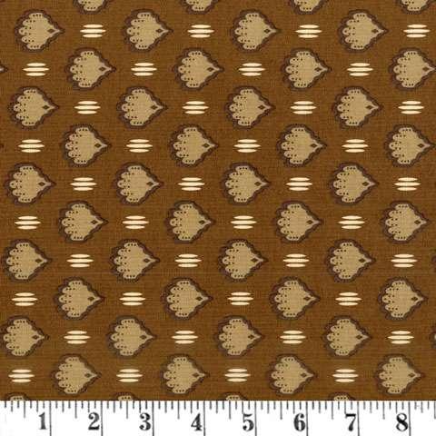 AE641 Bathwick - Tan Wallpaper