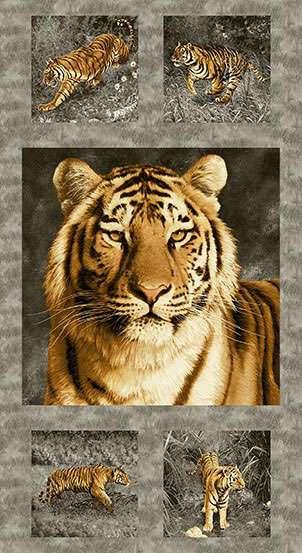 AE655 Tiger Kingdom - Panel