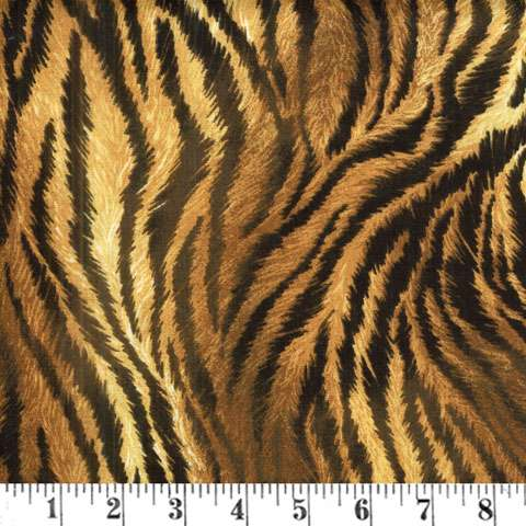 AE657 Tiger Kingdom - Skin Print