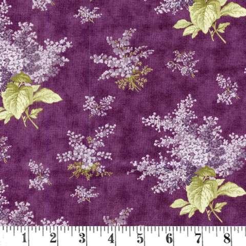 AE681 Lilac Ridge - Lilacs - Purple