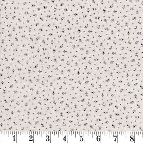 AE695 Snowberry Prints - Berries - Midnight