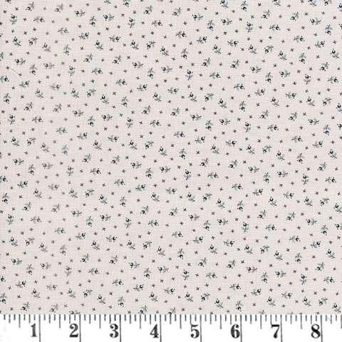 AE695 Snowberry Prints - Berries - Midnight