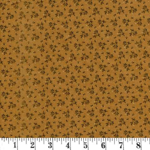 AE910 Country Bloom - Reproduction - Brown