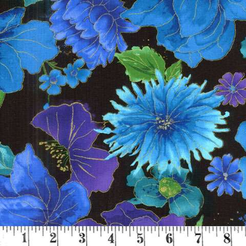AE931 Fly By Night - Floral preview