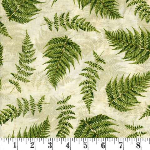 AE940 Chantrell - Fern on Cream preview