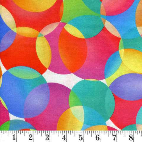 "AE942 Extra Wide Backing - Dotcentric - 108"" wide"