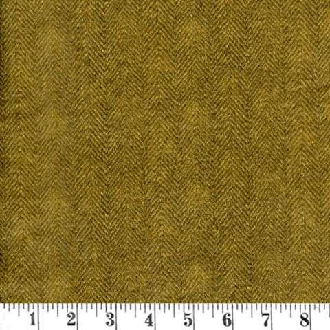 AE998 Woolie Flannels - Herringbone Brown