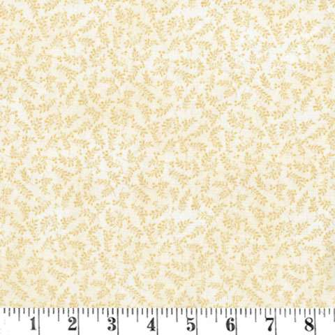 AF123 My Secret Garden - Light Yellow Leaves preview