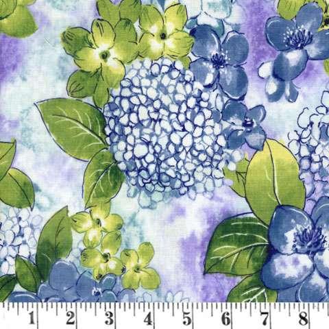 AF201 Petal Park - Hydrangea Flower Bloom preview