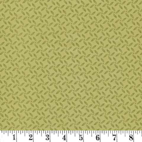 AF227 English Countryside - Soft Green Ditsy preview