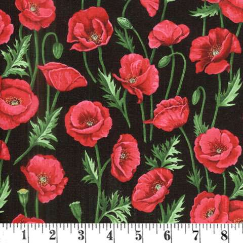 AF278 Poppies - Stems preview