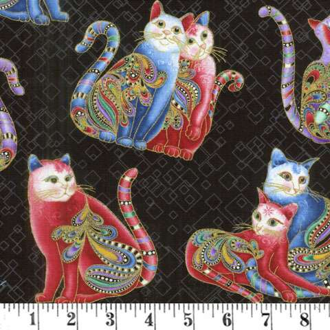 AF281 Cat-I-tude 2 PurrFect - Playful Cats preview