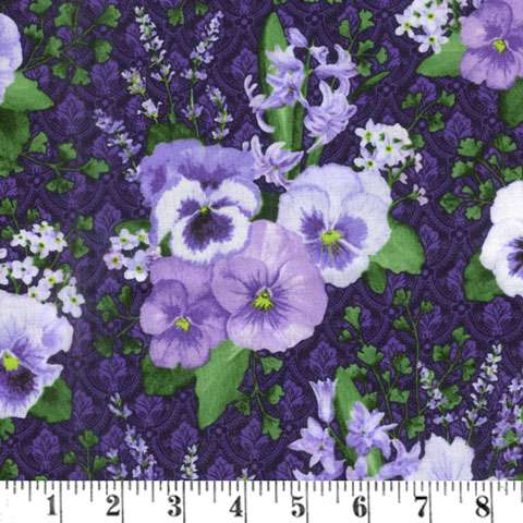AF285 Bloomfield Avenue - Fairhill - Pansy preview