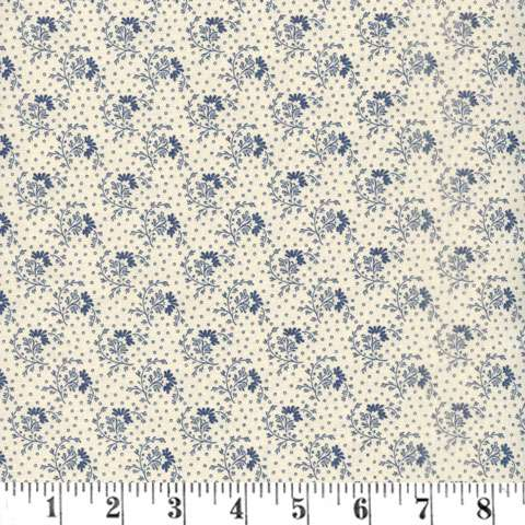 AF347 Mrs Millers Apprentice - Blue Flower preview