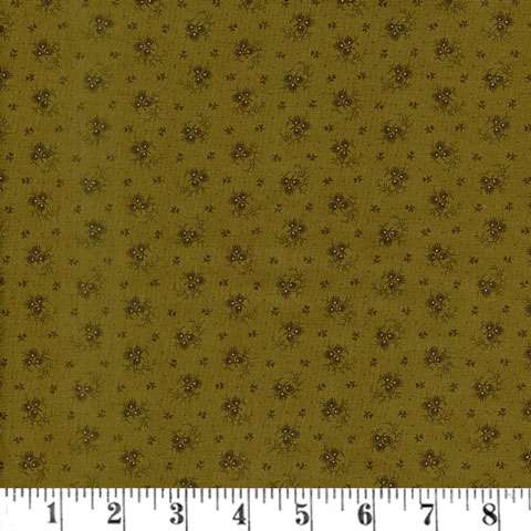 AF375 Spice it Up - Flora - Olive Green preview