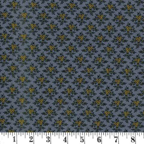 AF383 Pam's Prairie Basics - Blue Reproduction preview