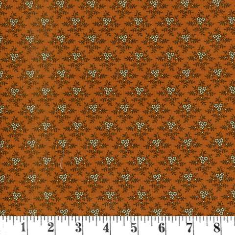 AF384 Pam's Prairie Basics - Rust Reproduction preview