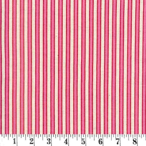 AF396 Paper Garden - Pink Stripe preview