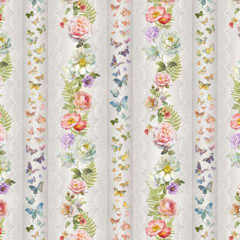 AF615 Butterfly Haven - Border  preview