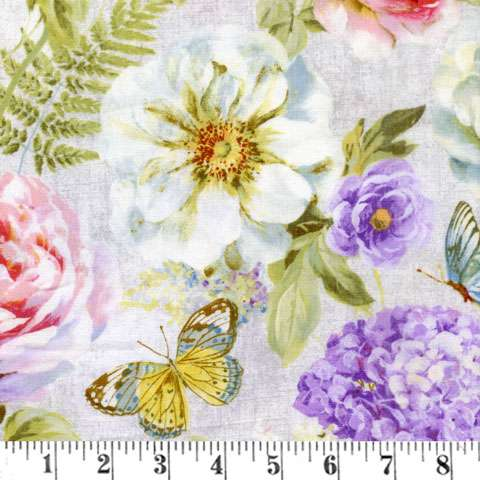 AF616 Butterfly Haven - All Over Print preview