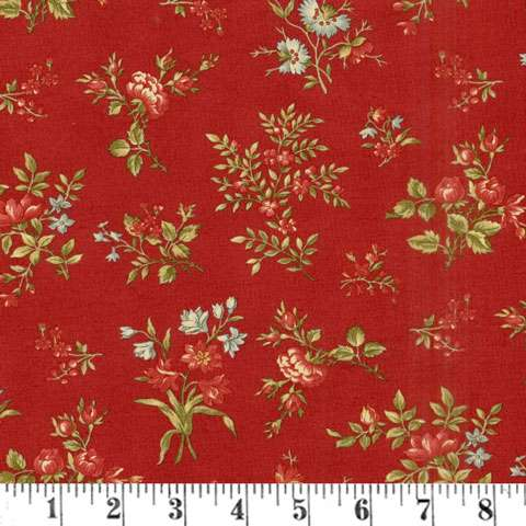 AF630 Rosewood - Garden Flower - Cherry preview