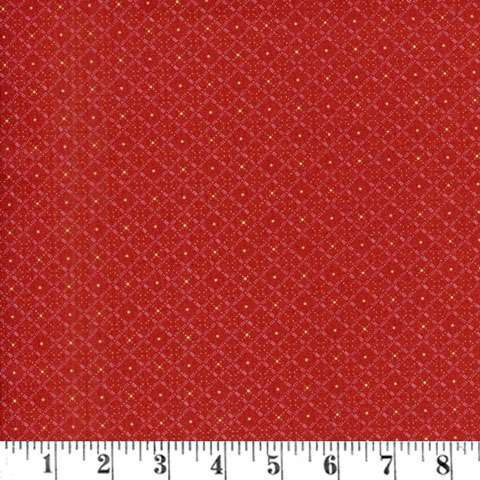AF634 Rosewood - Bias Plaid - Cherry preview