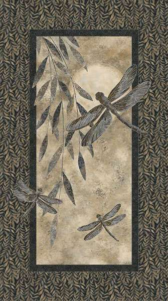 AF840 Dragonfly Moon - Panel 60cm preview