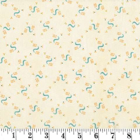 AF861 Sage & Sea Glass - Cream Swirls preview